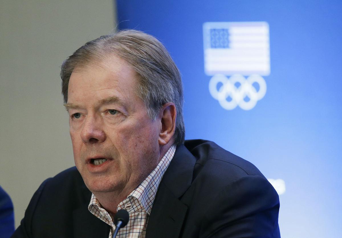 USOC-Chairman Retiring