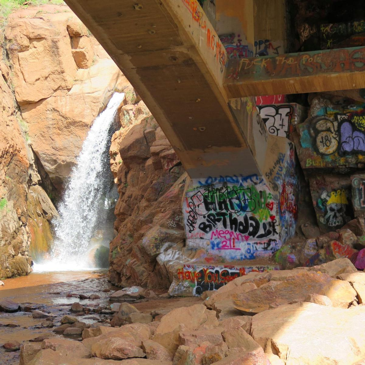 Rainbow Falls reopens, with ongoing cleanup efforts in the works
