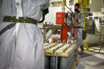 Pueblo Chemical Depot - 105 mm