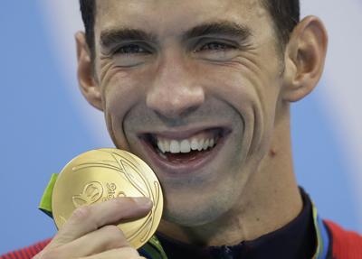 Michael Phelps Award