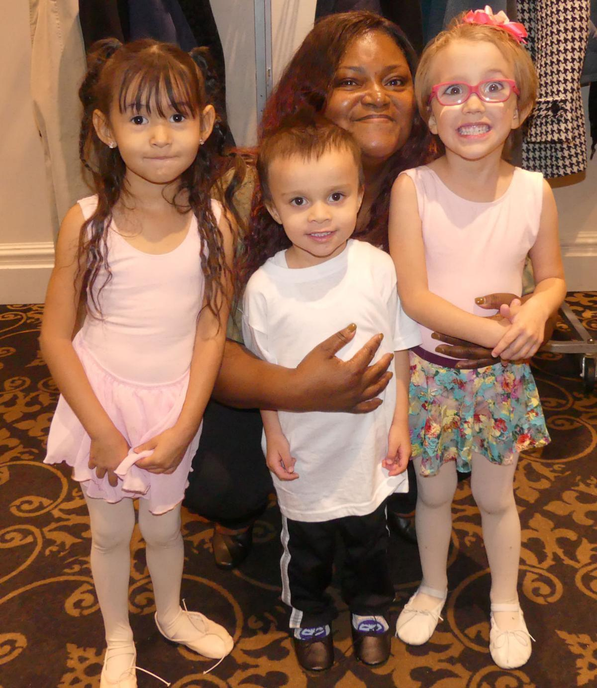 CPCD...giving children a head start benefit gives back to tiniest students