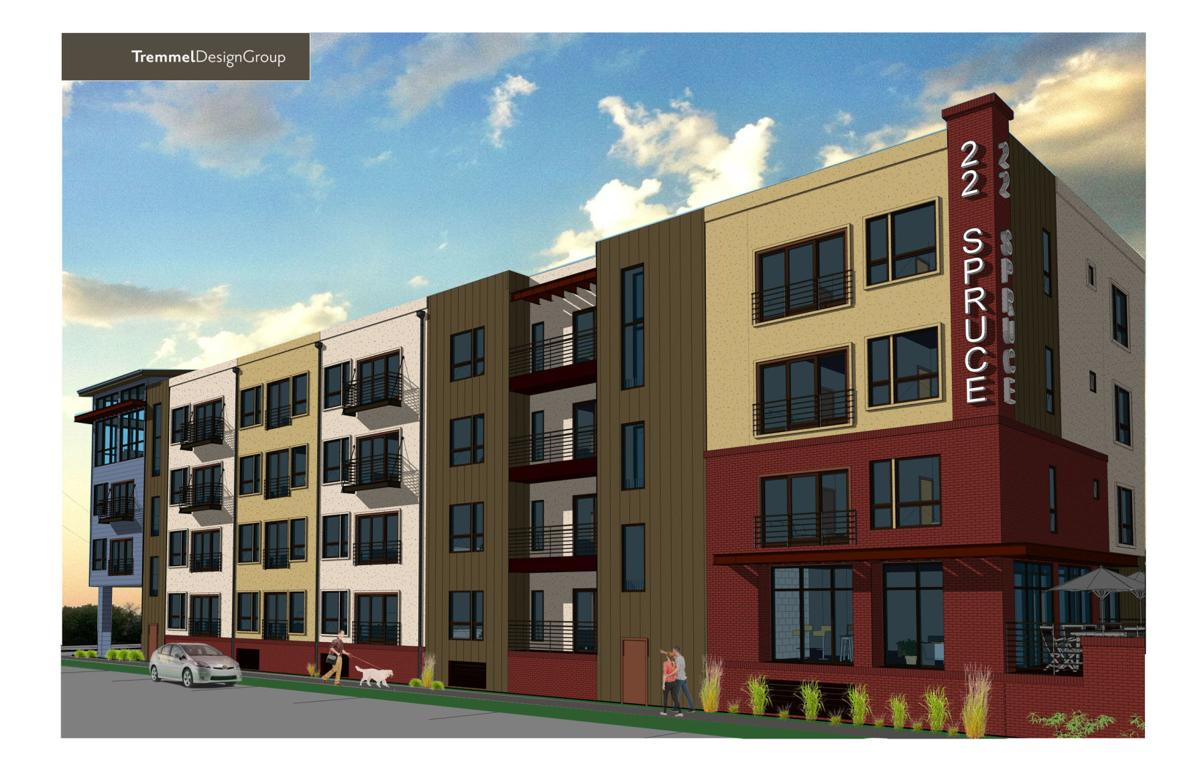 New Apartments Planned For West Edge Of Downtown Colorado Springs