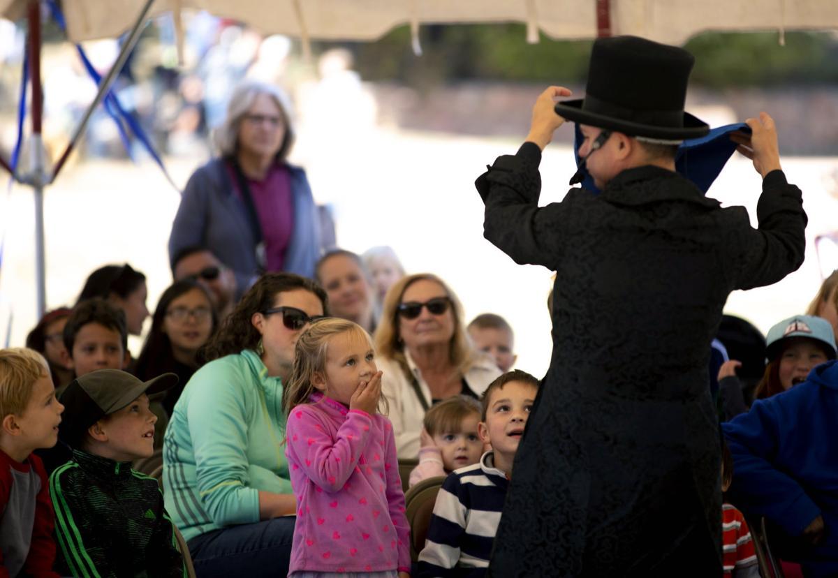 Rock Ledge Ranch Harvest Festival rings in fall