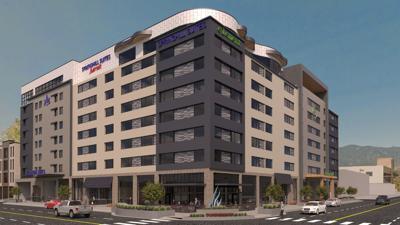 Downtown Marriott rendering
