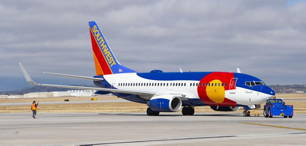 Southwest inaugural flight (copy)