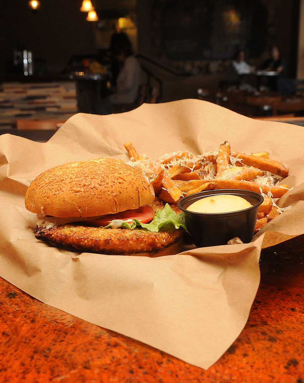 DINING REVIEW: Manitou Brewing Co. serves fare a step above a typical pub grub