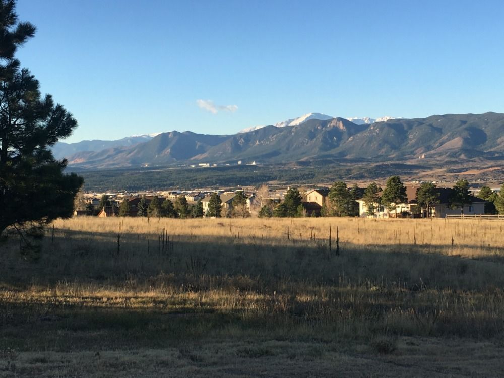 135 acres of open space in the south Woodmoor community