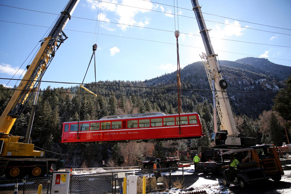 Broadmoor Manitou and Pikes Peak Railway on track for completion in May