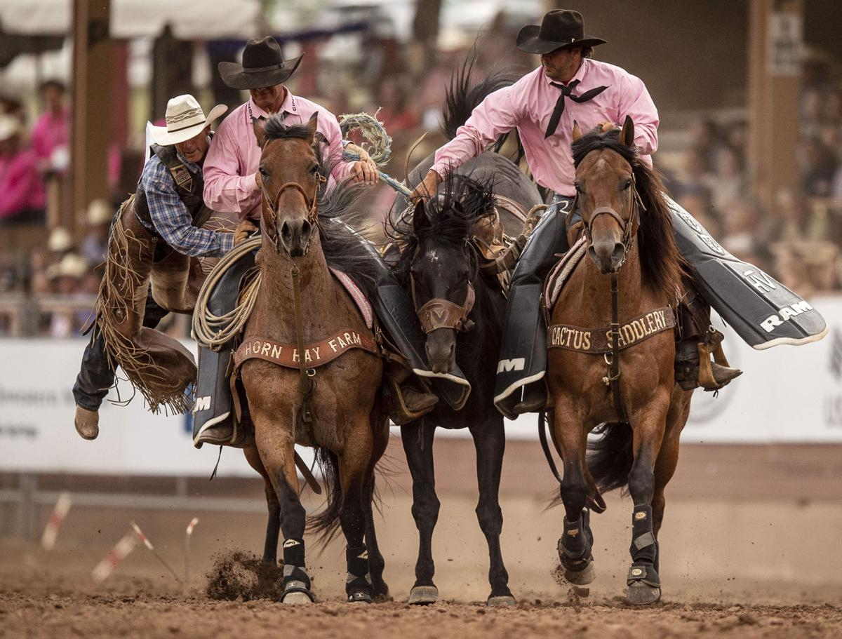 Pikes Peak or bust! 79th annual rodeo comes to Colorado Springs