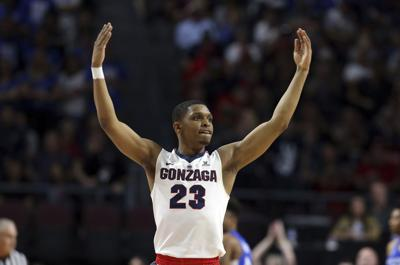 WCC BYU Gonzaga Basketball