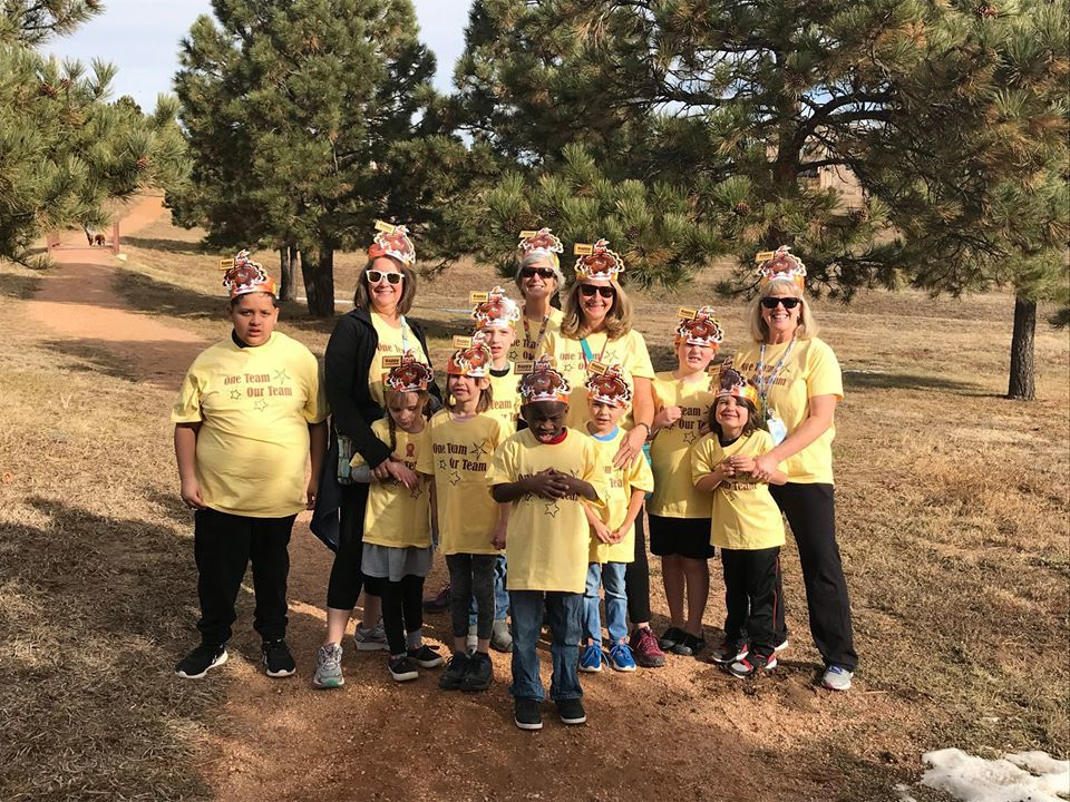 D-38 elementary students celebrate Thanksgiving