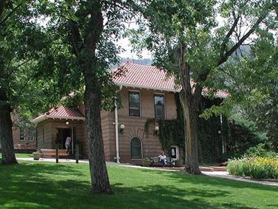 Manitou Springs Library (copy)
