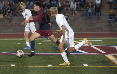 Soccer: The Classical Academy Titans (4) Air Academy Kadets (1)