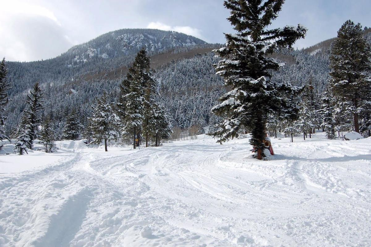 Skiing Colorado: Lake City's little hill that could