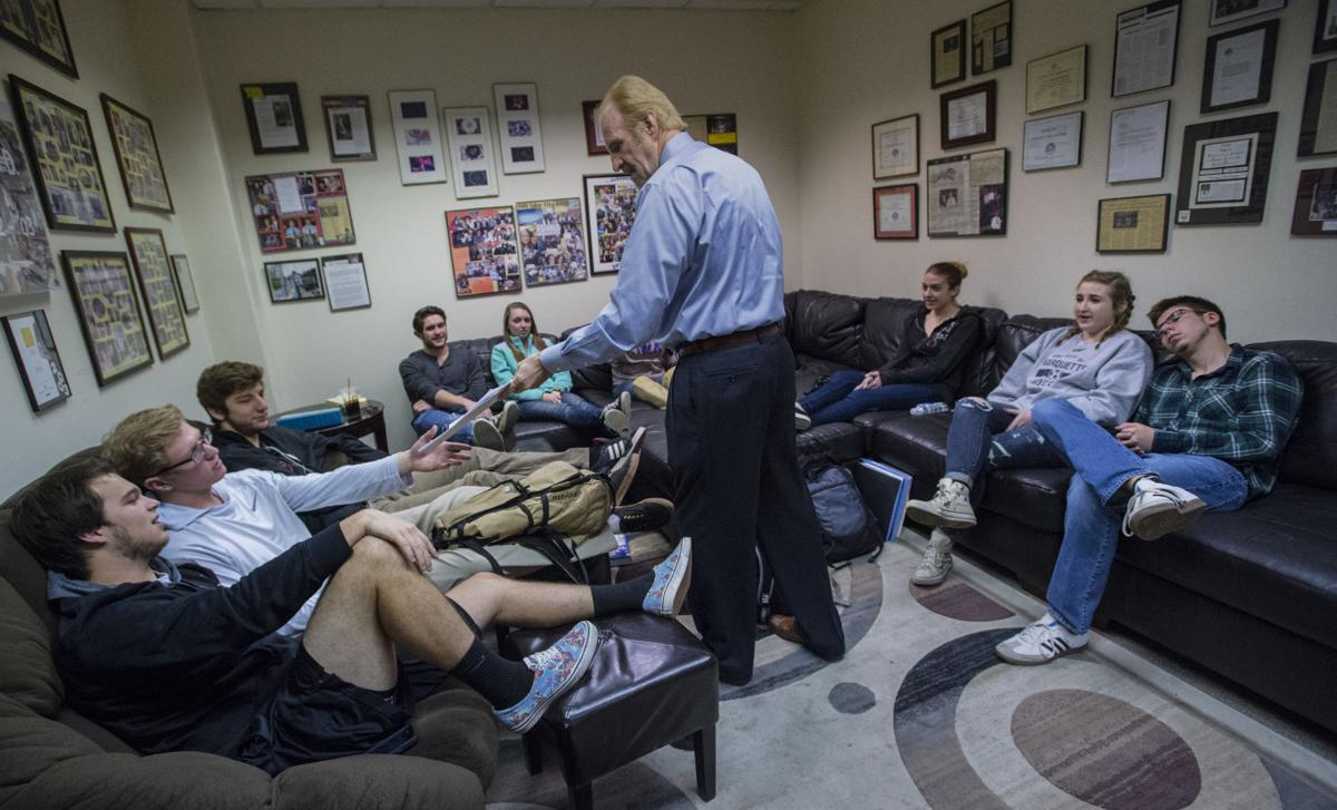 Students rise above learning disabilities in Cheyenne Mountain High School program