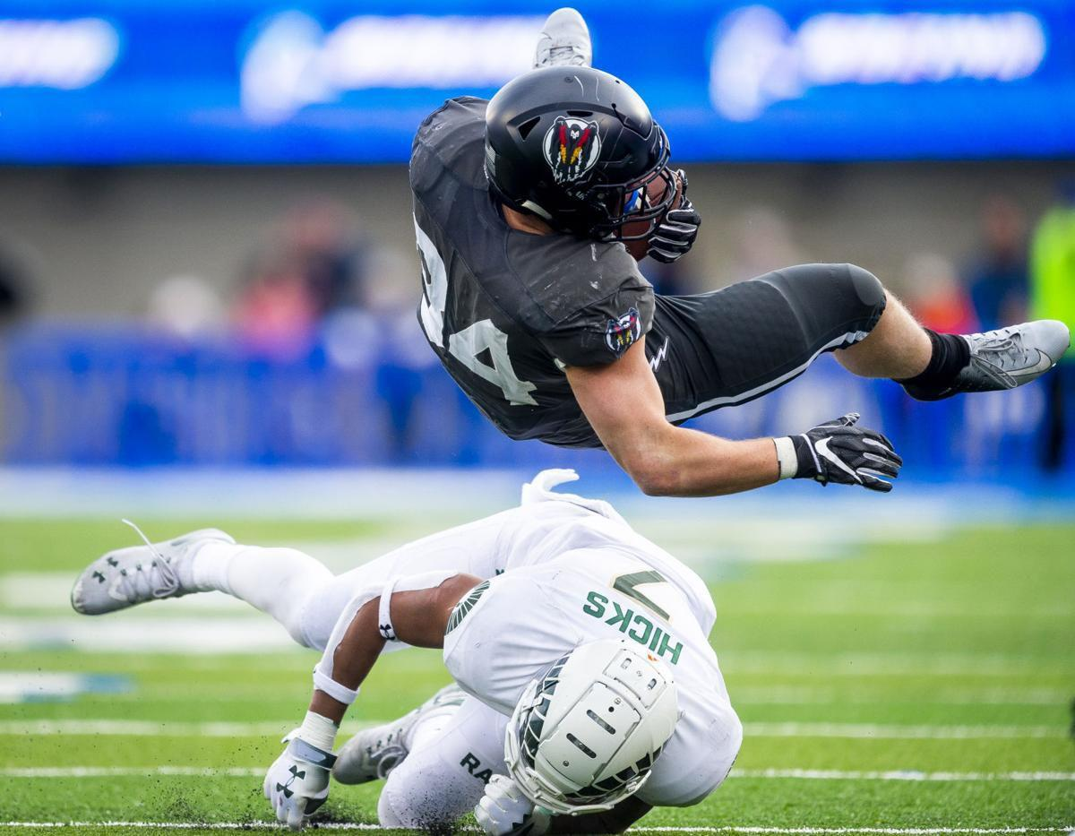 Air Force Falcons crush CSU Rams 27-19