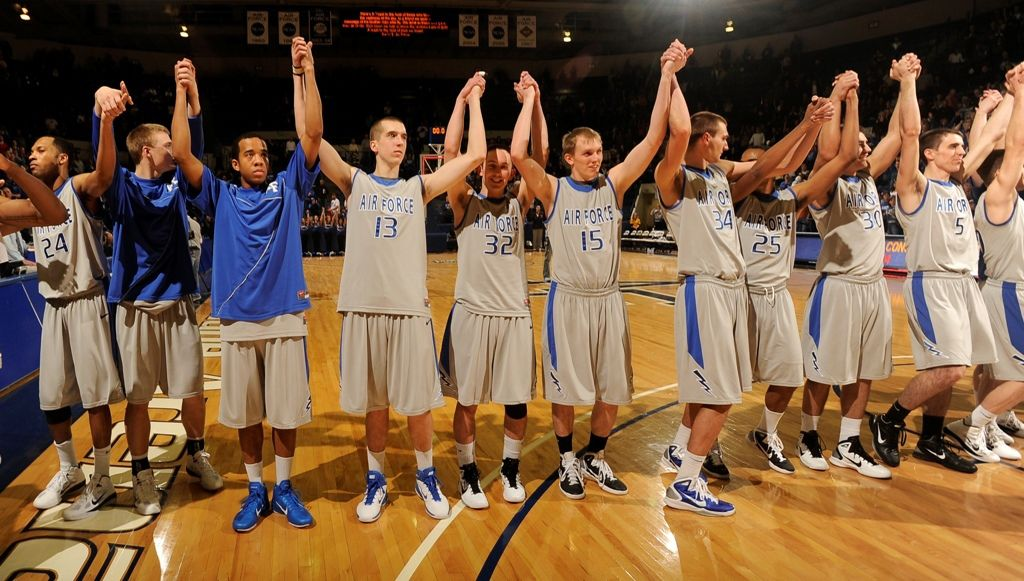80a8d93f4233 Air Force men s hoops excited to host first All-Military Classic ...