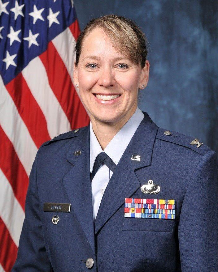 Air Force names Col. Jennifer Block interim athletic director