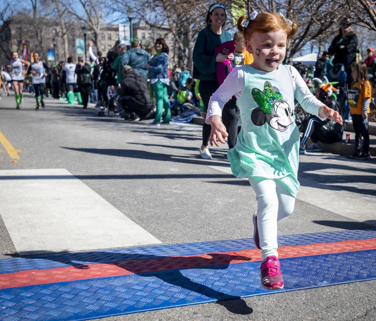 Leprechaun fun run