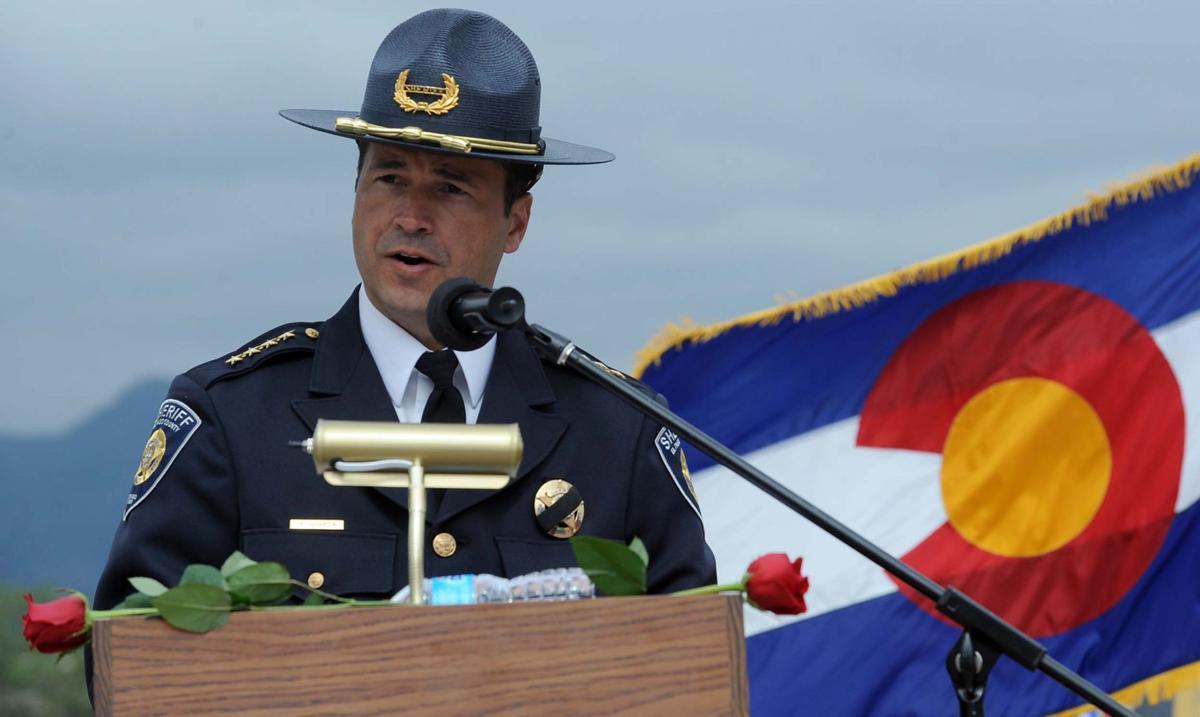 Accusations cloud Sheriff Terry Maketa's future: Commanders' complaint alleges affairs, budget improprieties