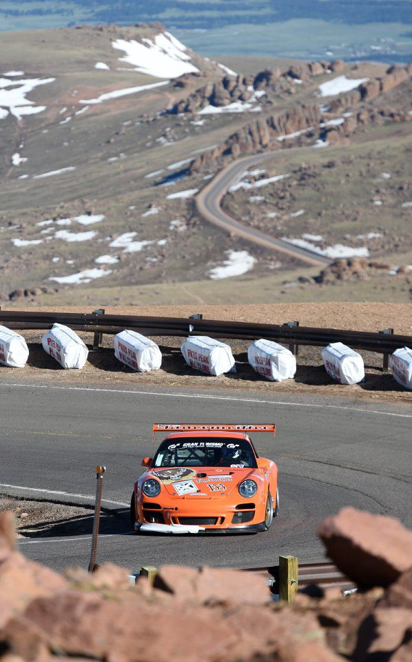 Race-day information for The Broadmoor Pikes Peak