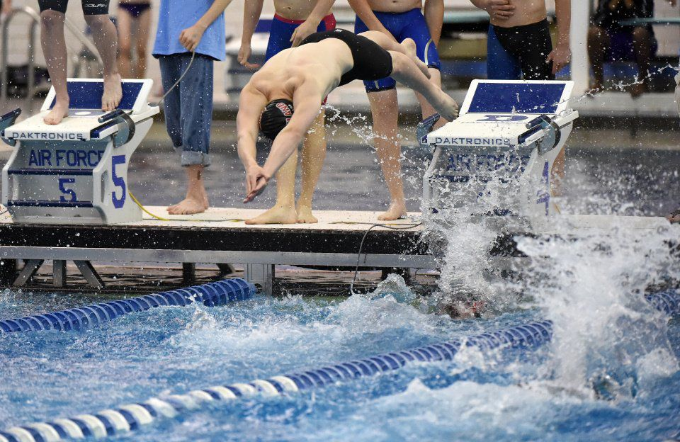 4A State Swimming Championship