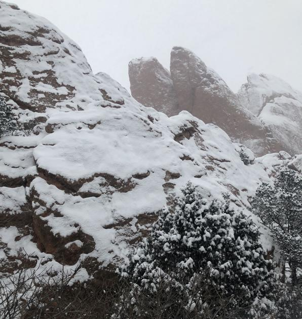 Colorado Springs likely to get rain, snow this week