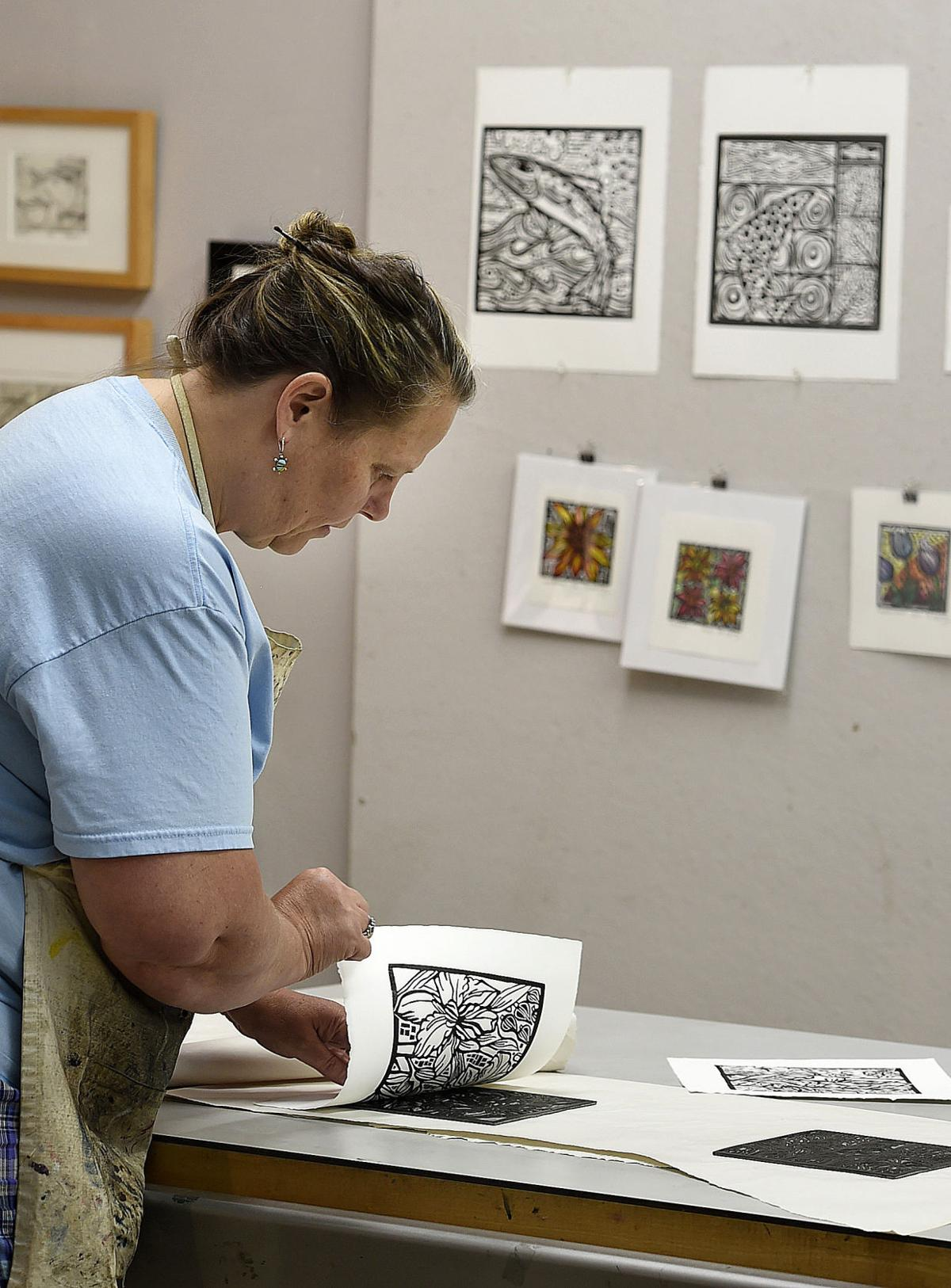 Colorado Springs artists offer advice to turn a paintbrush into a profitable business