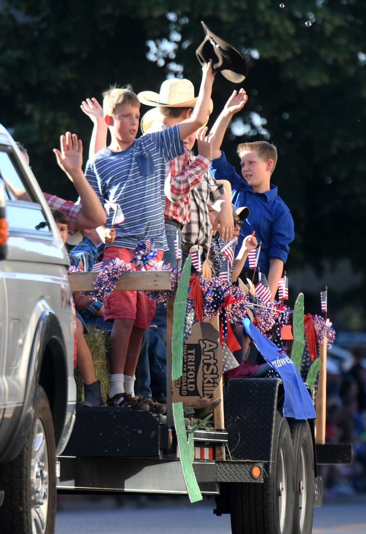 Pikes Peak or Bust Rodeo Parade kicks off 79th annual Western event