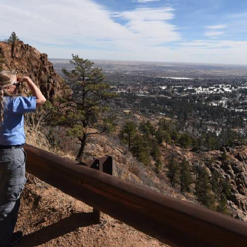 Colorado Springs cycling advocates want city to keep land for biking trails