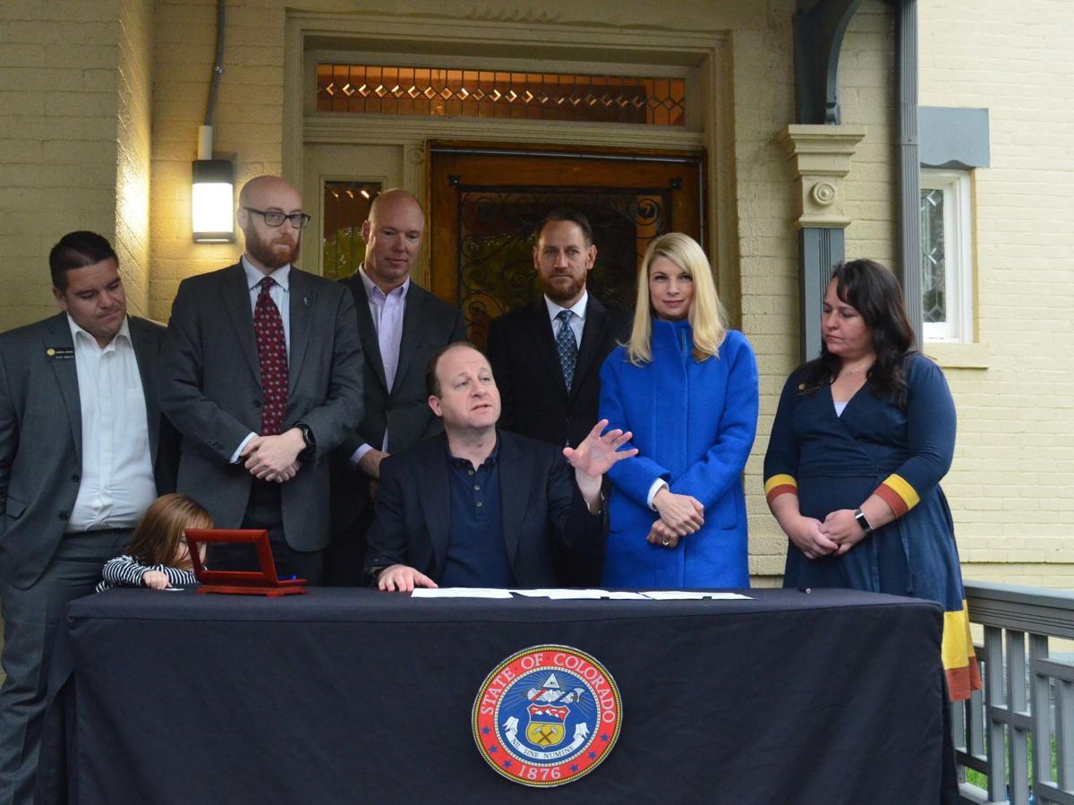 Opioid bill signing