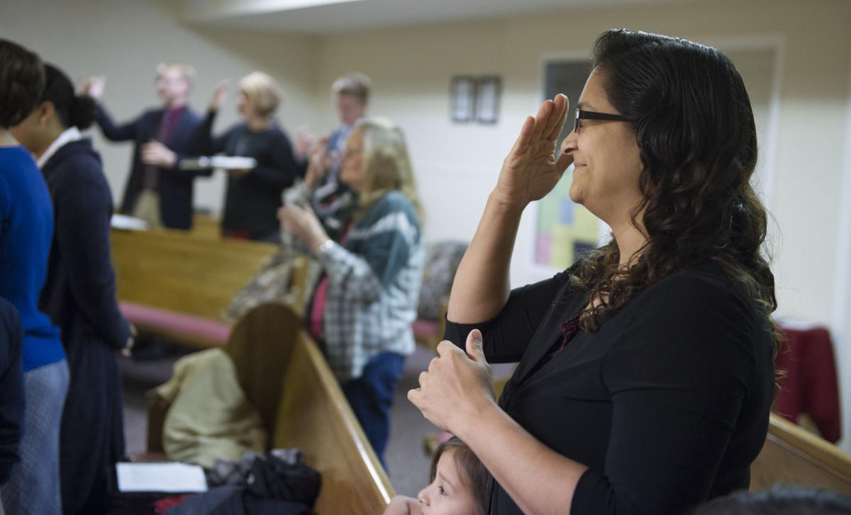 Solid Rock Deaf Baptist Church spreading the Word in Colorado Springs through sign language