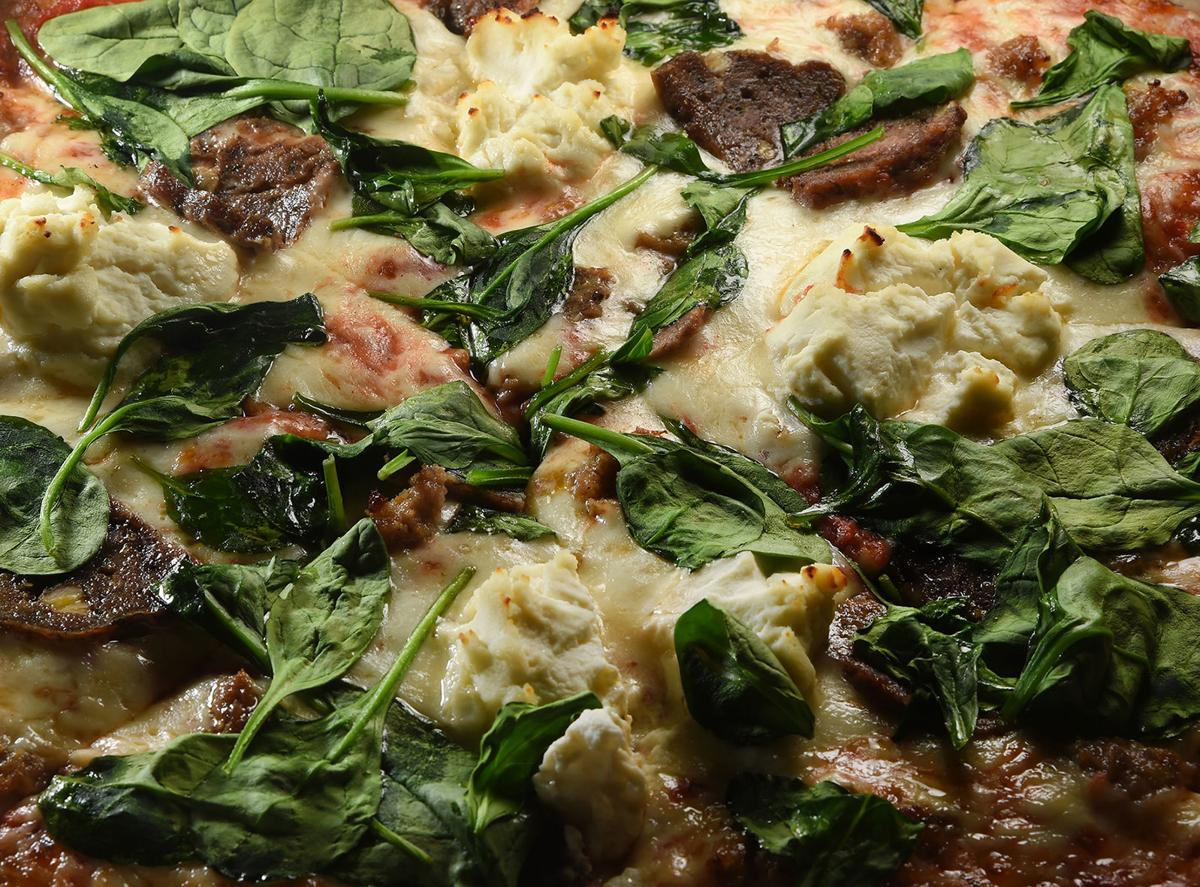 Take a tasty pie to go from Monument's Papa Bear Pizza