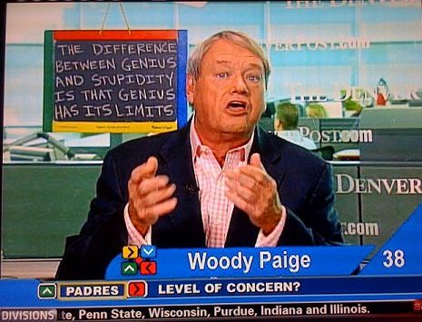 Renowned sports columnist Woody Paige joining The Gazette