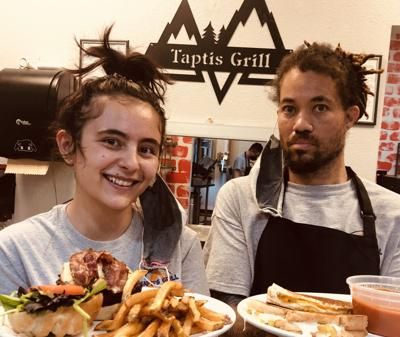 Colorado Sprinersgs welcomes new eatery that pleases meat and vegan eaters