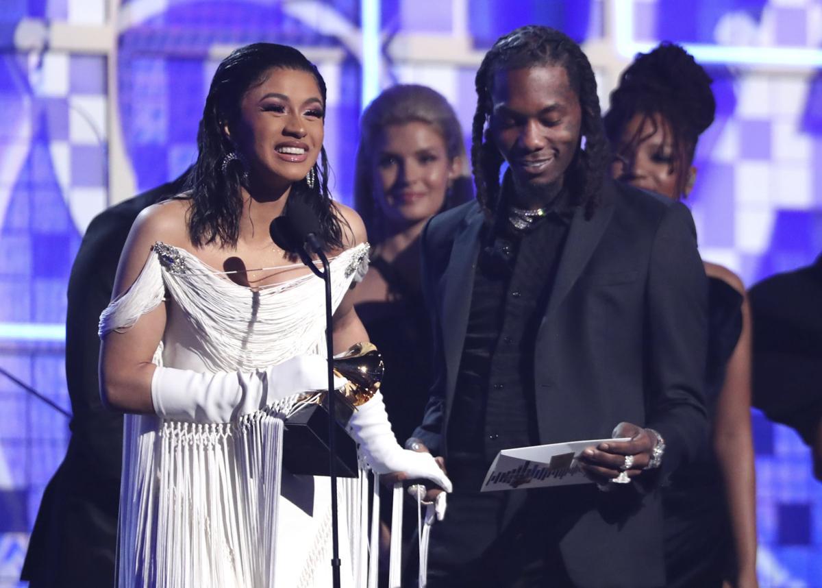 61st Annual Grammy Awards - Show