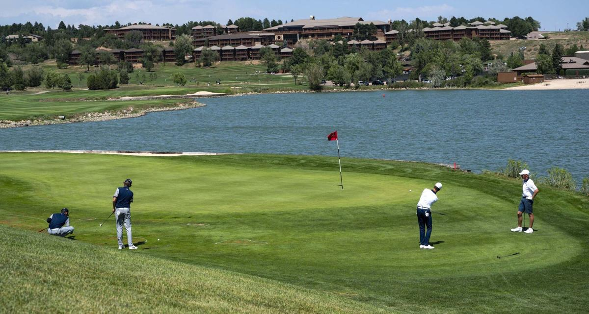 High school golf returns to Cheyenne Mountain area