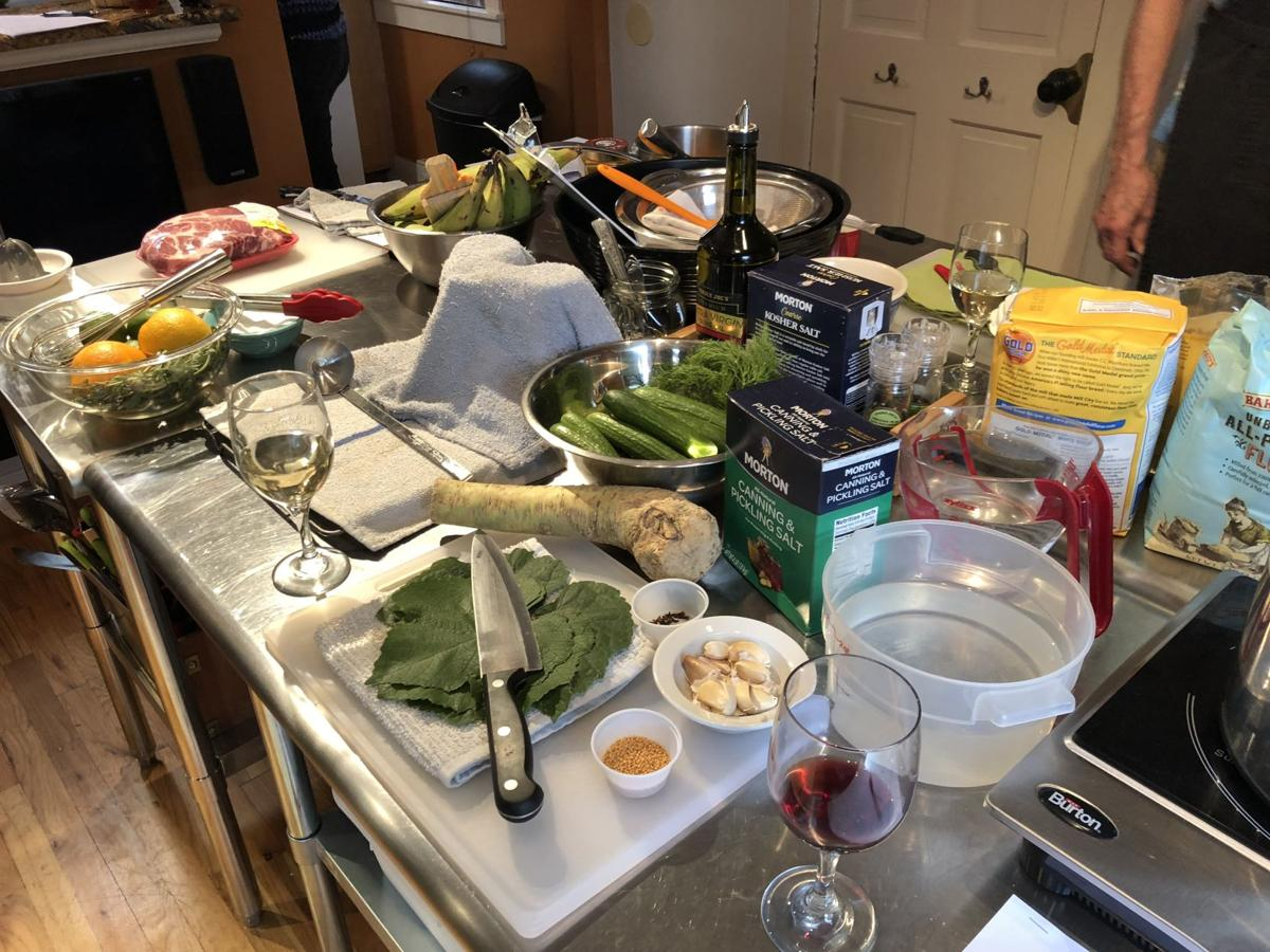 Colorado Spring chefs teach cooking classes for small groups