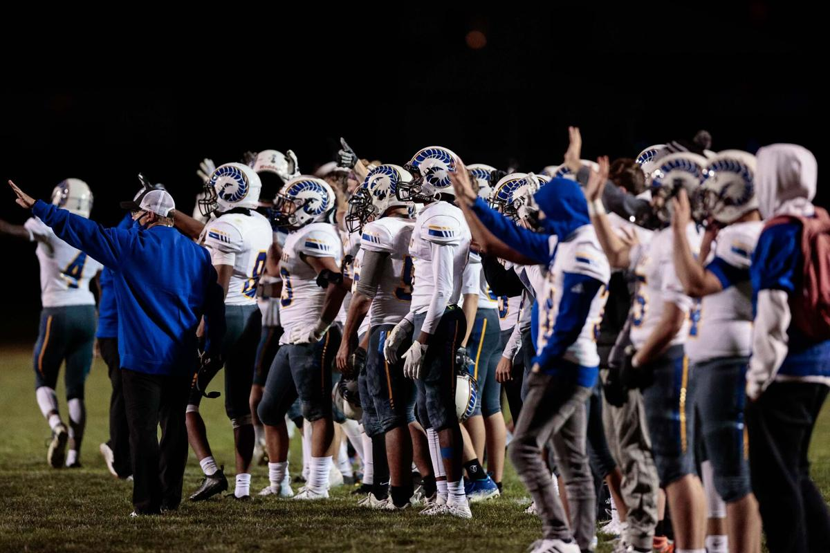 Rampart football on a roll