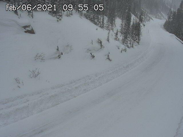 Loveland Pass (Photo) Courtesy Colorado Department of Transportation
