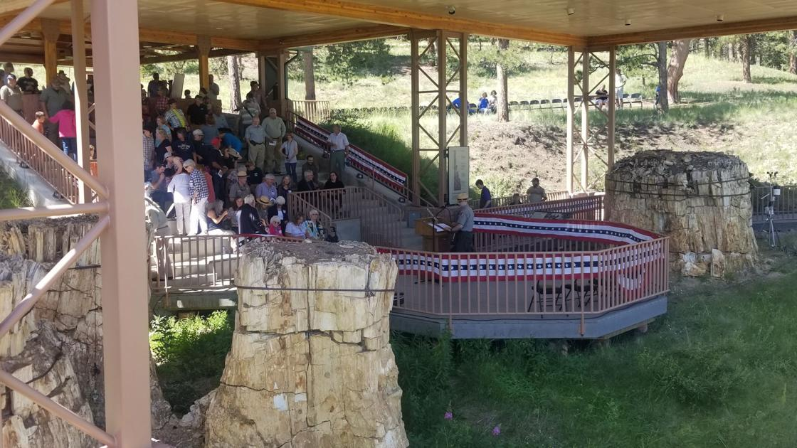 Florissant Fossil Beds National Monument celebrates 50 years of fossil nirvana