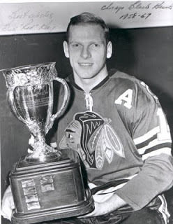 "Bill ""Red"" Hay is one of many who helped put CC hockey on the map"