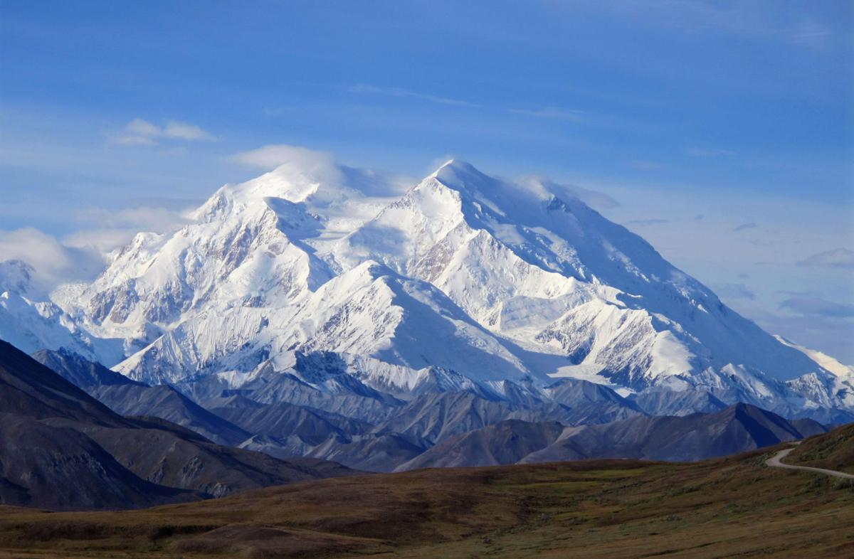 Obama Mount McKinley