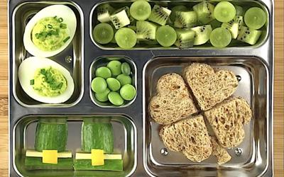 Colorado Springs parents can make green kid-friendly food without using dye