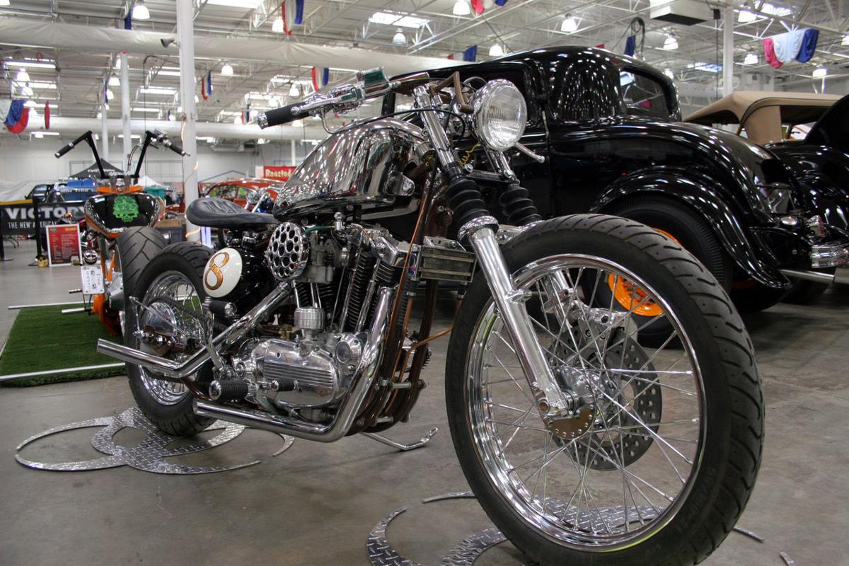 Room For Hot Rods Motorcycles And More At Colorado Springs