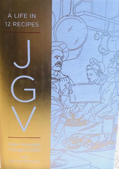 Jean-Georges Vongerichten offers recipe for restaurateur's success in memoir