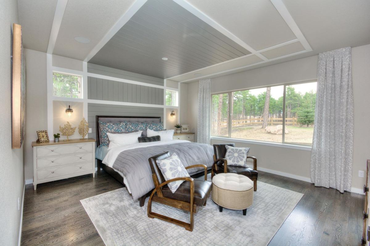 Vantage Homes' Parade Home in the pristine and peaceful Sanctuary Pointe community