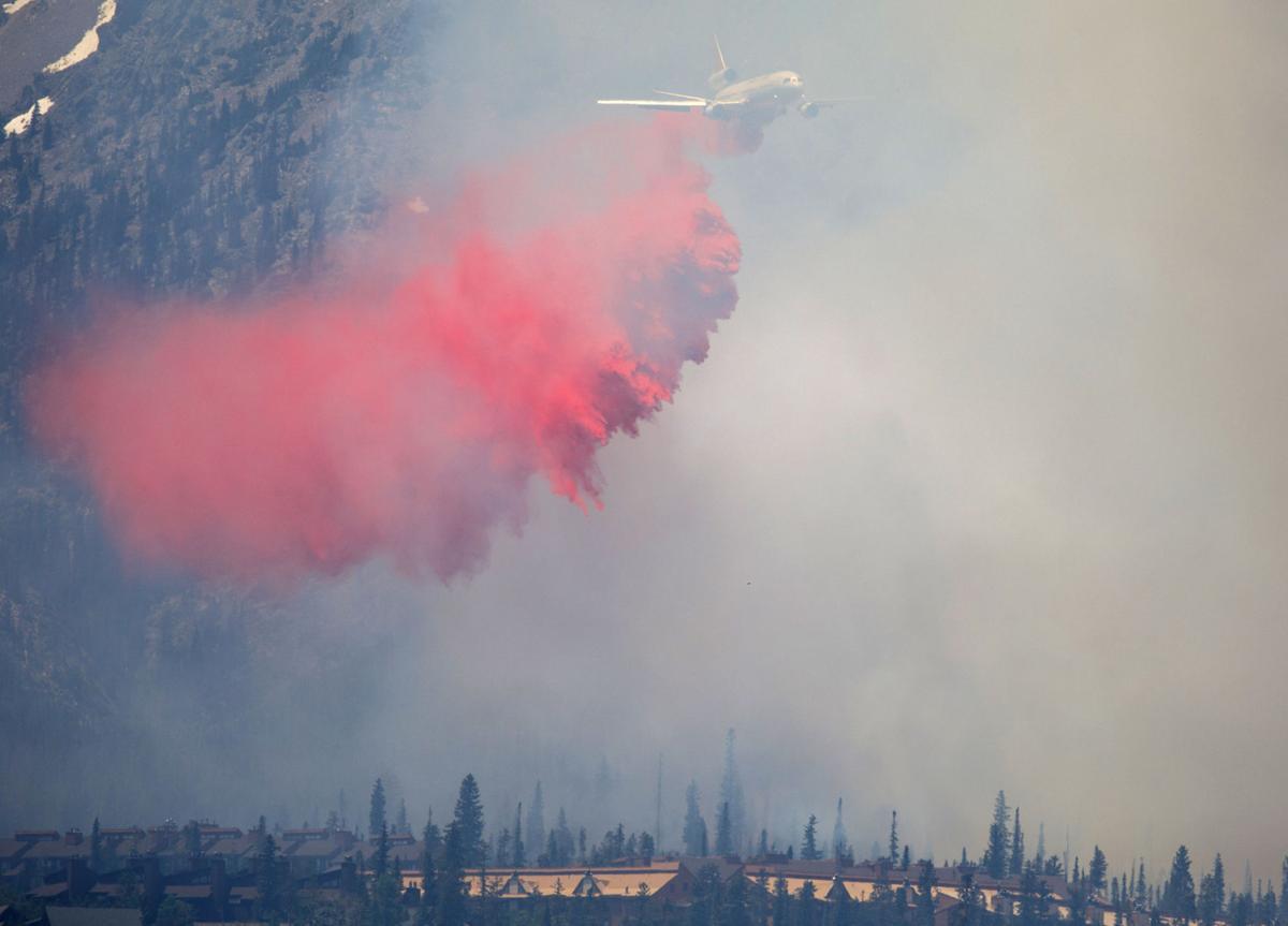 Colorado Wild Fire