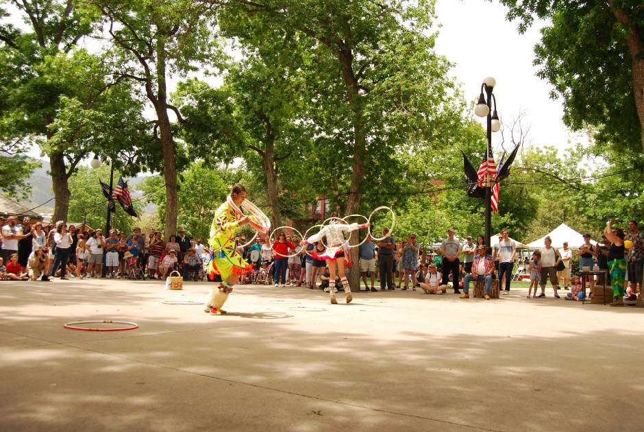 Old Colorado City celebrates glory days with Territory Days festival