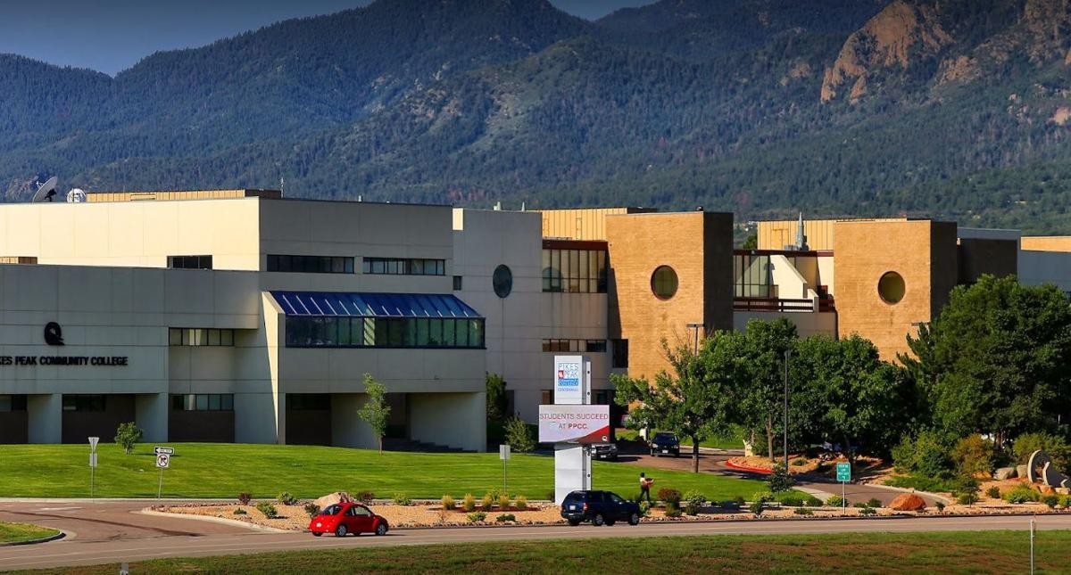 Ppcc Campus Map.Ppcc Leads Colorado In Promoting Sustainability On Campus Colorado